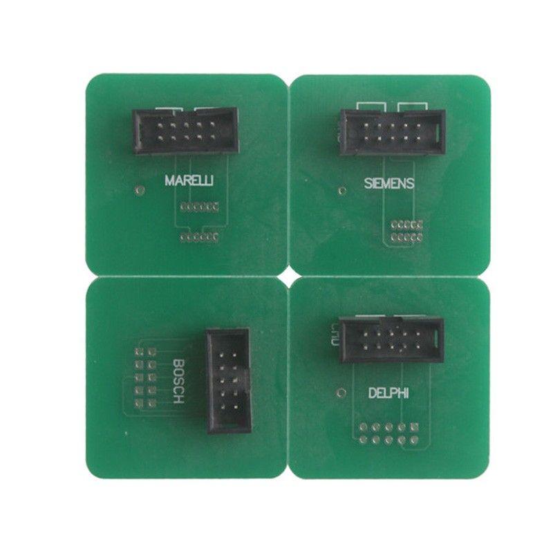 BDM Rahmen gehören Adapter für BOSCH SIEMENS DELPHIS MARELLI Fit Original FGTECH Arbeiten mit BDM100 CMD