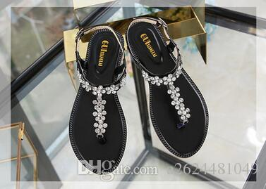02c6f38a8a9 European And American Style Personalized Clip - Toe Women Sandal ...