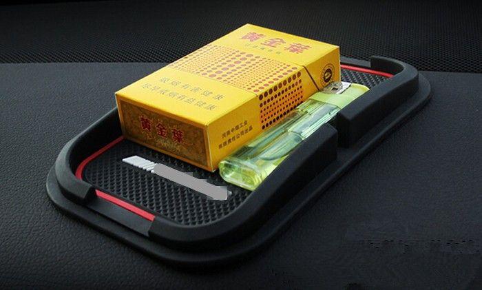 Accessoires intérieurs Tapis de navigation antidérapant Tapis de téléphone portable pour Mercedes Benz GLK GLA Classe CLA Classe C