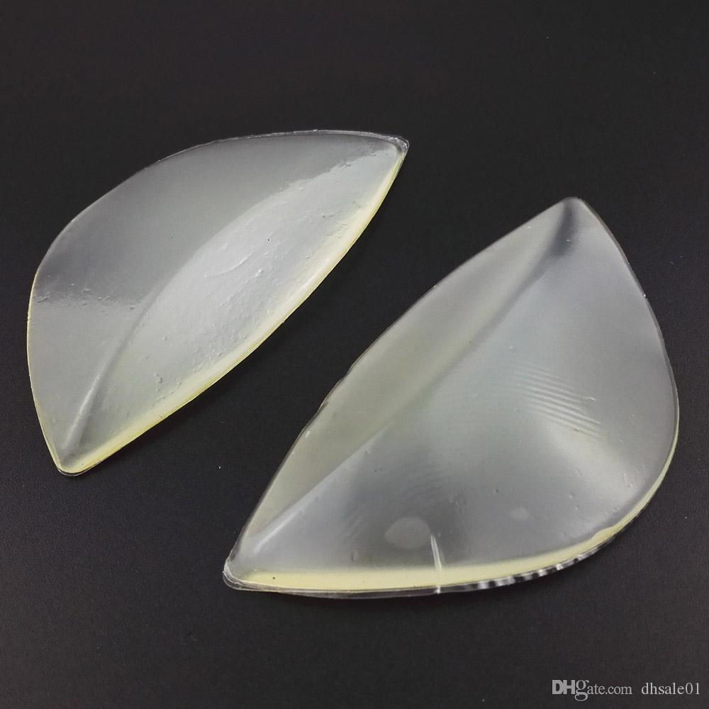 Silicone Gel Arch Supports Cushions Pad Shoe Inserts Wedge Insole For Women High Heels