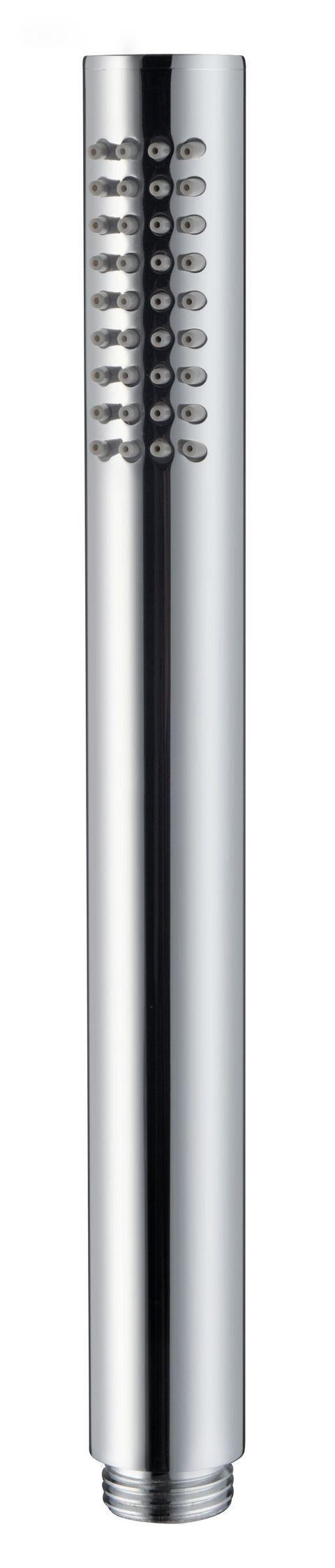 BLL latón mango Shwer cabeza cobre sólido espesar acabado batirro mezclador HSR010