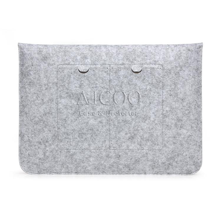 Ordinateur portable Notebook Macbook 11.6 12 13.3 15.4 pouces Air Retina Felt Sleeve Briefcase Pour Mac Pro Acer Asus Dell Lenovo HP Sansung