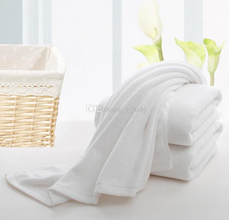 Wholesale towel, cotton white white towel, cotton hotel hotel foot bath beauty salon hairdressing shop towel,