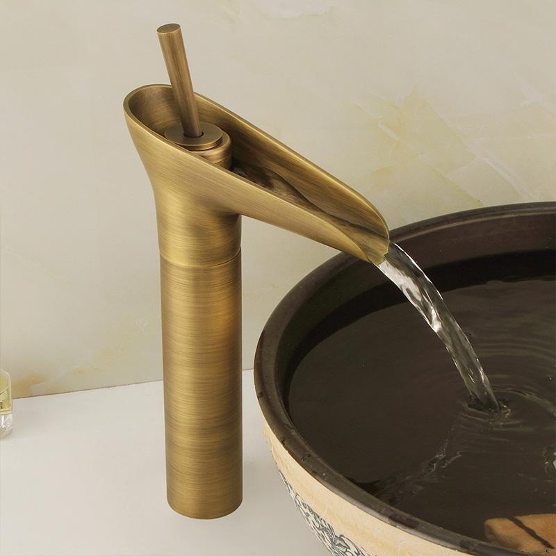 Wholesale Moden Style Antique Brass Faucet
