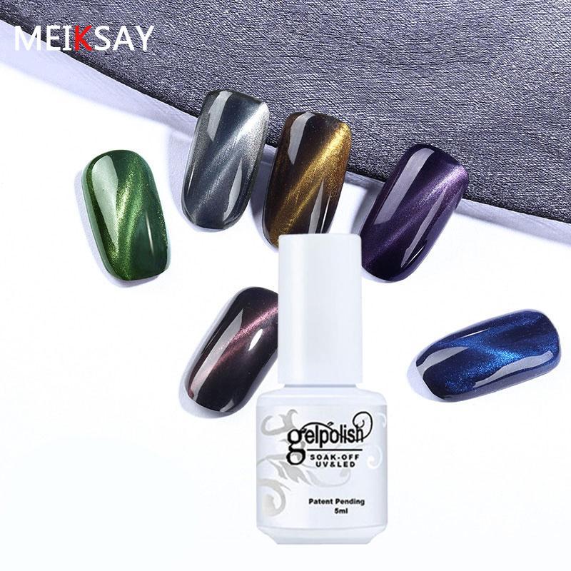 Wholesale Creative Nails Uv Magnet Top Coat Gel Cats Eye Nails