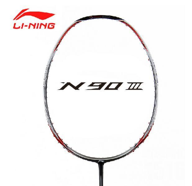 2019 high end lining badminton rackets n90iii td lindan badminton