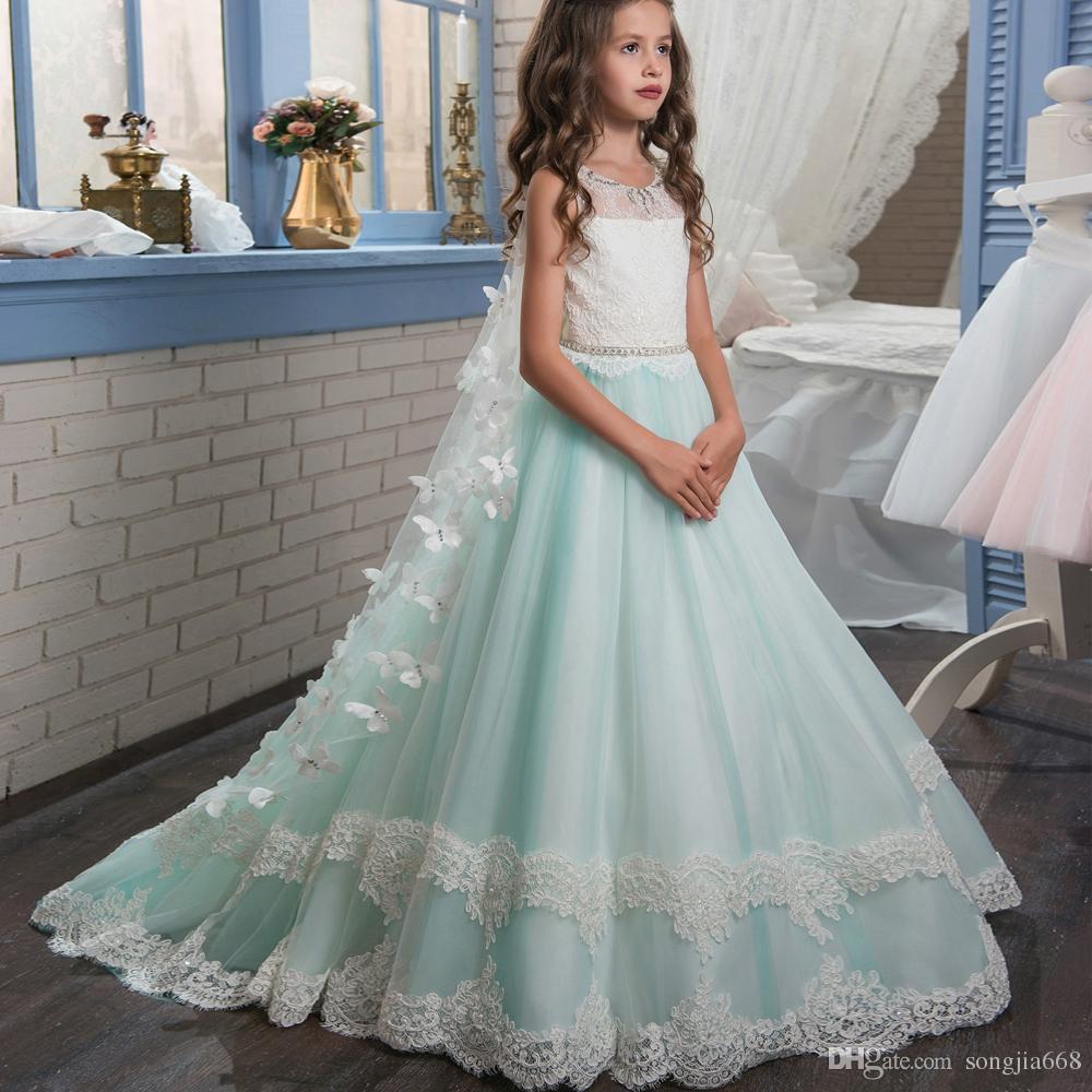 Puffy Hem Dress