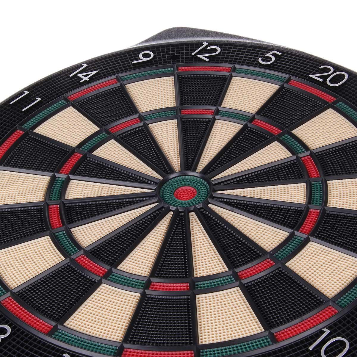 2020 Winmax Elctronic Dartboard Scoring Board Set LED Display 6 Darts Electronic Dart Board