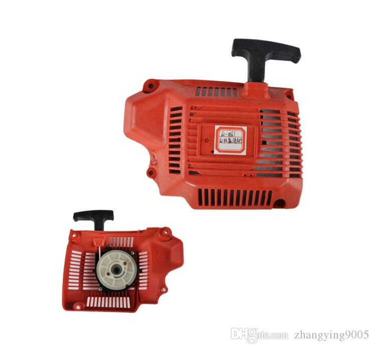 High quality garden tool Gasoline Chain Saw Patrs 6200 Chainsaw starter cutting tree marchine parts easy starter