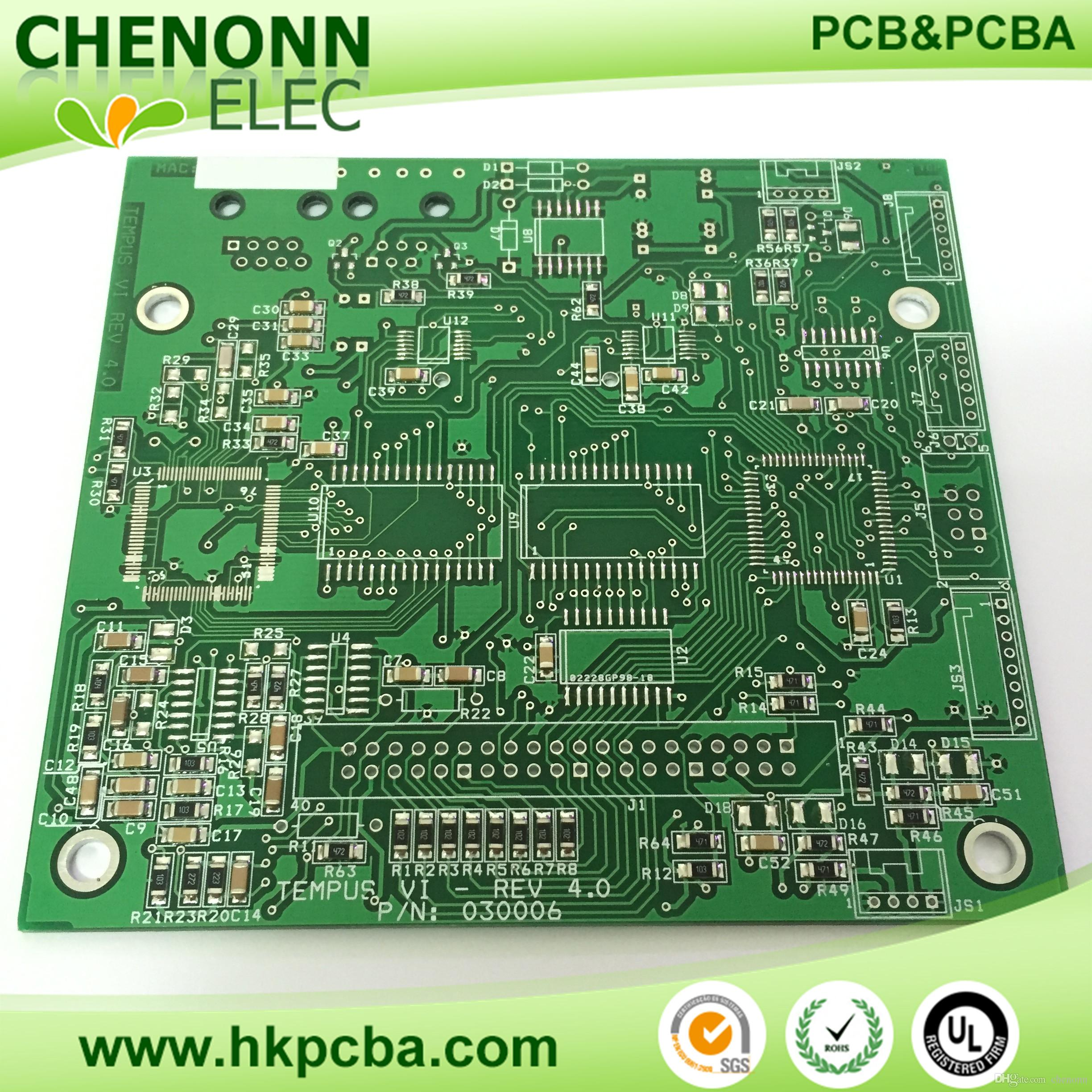 Pcba Prototype Manufacturing Quick Turn Pcb Fabricating Services In Printed Board Electronic Circuit China High Quality Fast Lead Time Assembly