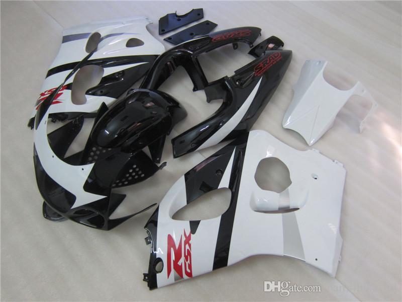 Fairing Kit för 1996 1997 1998 1999 2000 SUZUKI SRAD GSXR 600 750 GSXR600 GSXR750 96 97 98 99 FAIRING