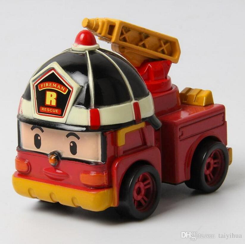 Dibujos animados de coches para nios coches para nios excavadora camin de bomberos y carros de - Radio car poli ...