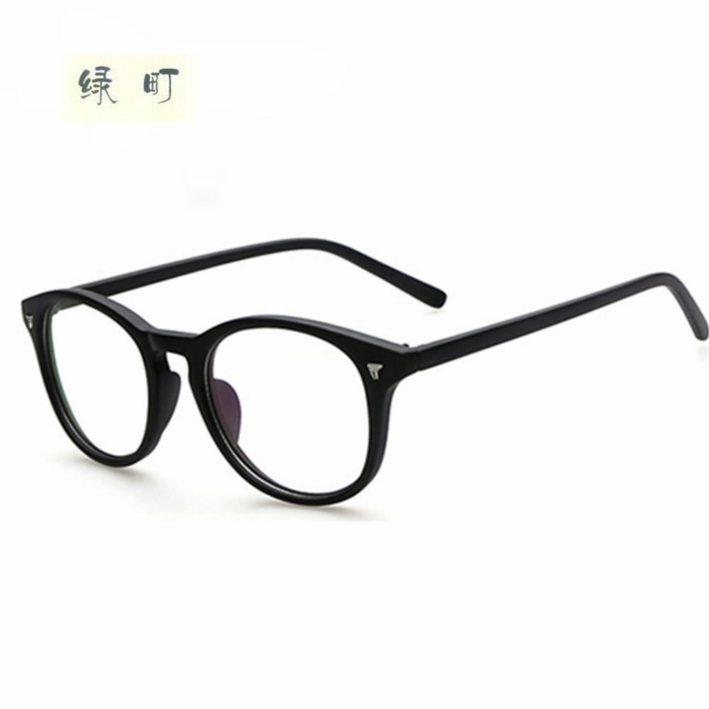 6f18c1827cf 2019 Wholesale 2017 Famous Brand Oliver Peoples Square Vintage Myopia  Glasses Frame Men And Women Retro Eyeglasses Frames Eye Glasses From Tonic