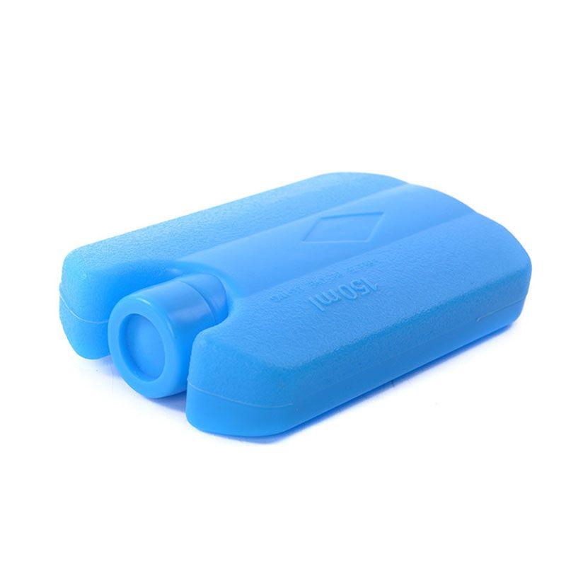 New Mini Ice Packs Cooler Bag efficiente 150 ml Camping Cold Ice Box Riutilizzabile Congelatore Pranzo Stoccaggio Cibo Spedizione Gratuita ZA3951