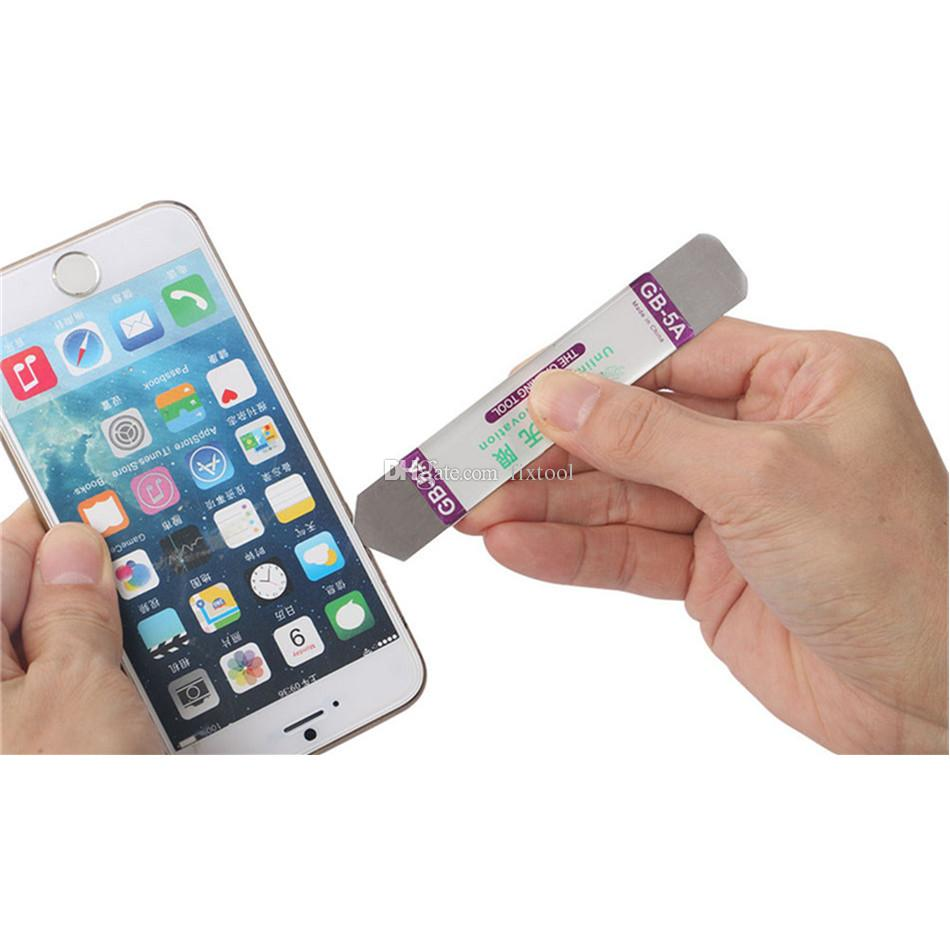 Stainless Steel Blade Soft Thin Pry Spudger Cell Phone Tablet Screen Battery Opening Tools for iPhone iPad Samsung Opener