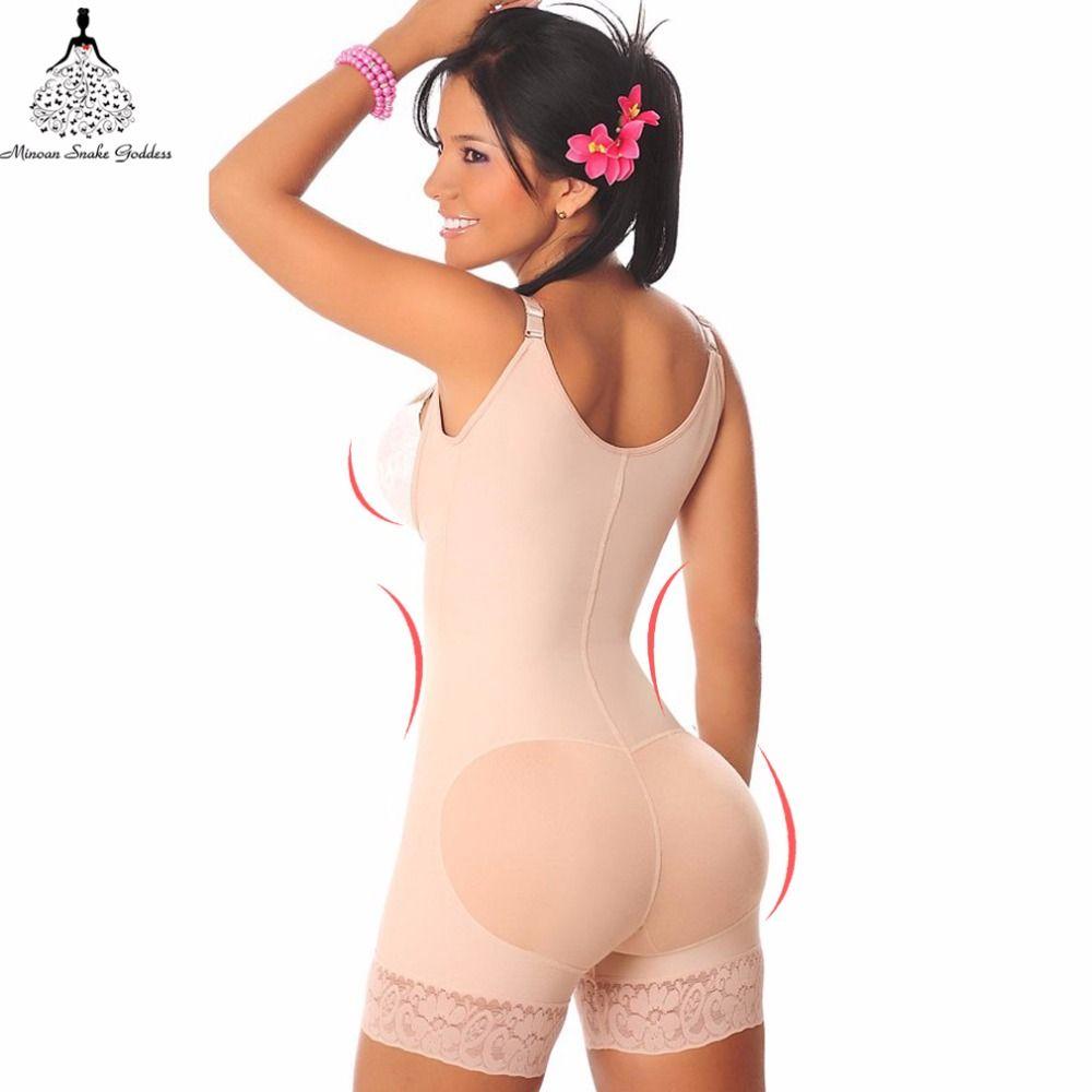 9996e7a3d4 Wholesale- Waist Trainer Bodysuit Slimming Underwear Corsets Hot Shapers  Body Shaper Sashes Shapewear Underwear Bodysuit Control Pants Pants Classic  ...