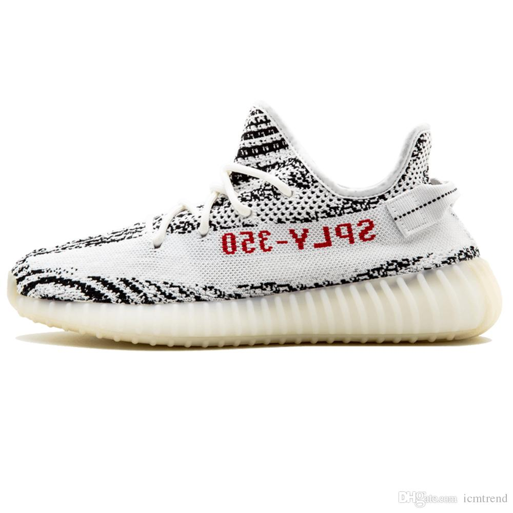 2018 Zebra 350 V2 Real Boost Cp9654 The Most Limited Release Sply 350  Sneakers Men/Women Shoes From Icmtrend, $131.66 | Dhgate.Com