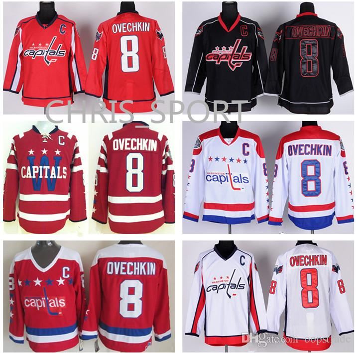 Washington Capitals Winter Classic Hockey Jersey  8 Alex Ovechkin ... 74460428220