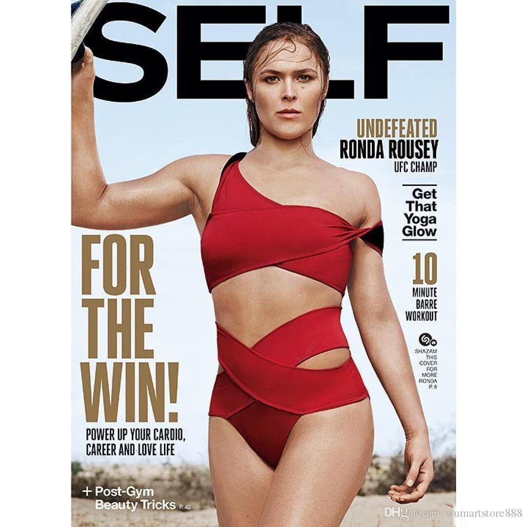 Moda Criss Çapraz Bandaj Brezilyalı Bikini Set Mayo Bayan Siyah Kırmızı Kapalı Omuz Wrap Bikini Kesme Yüksek Bel Mayo