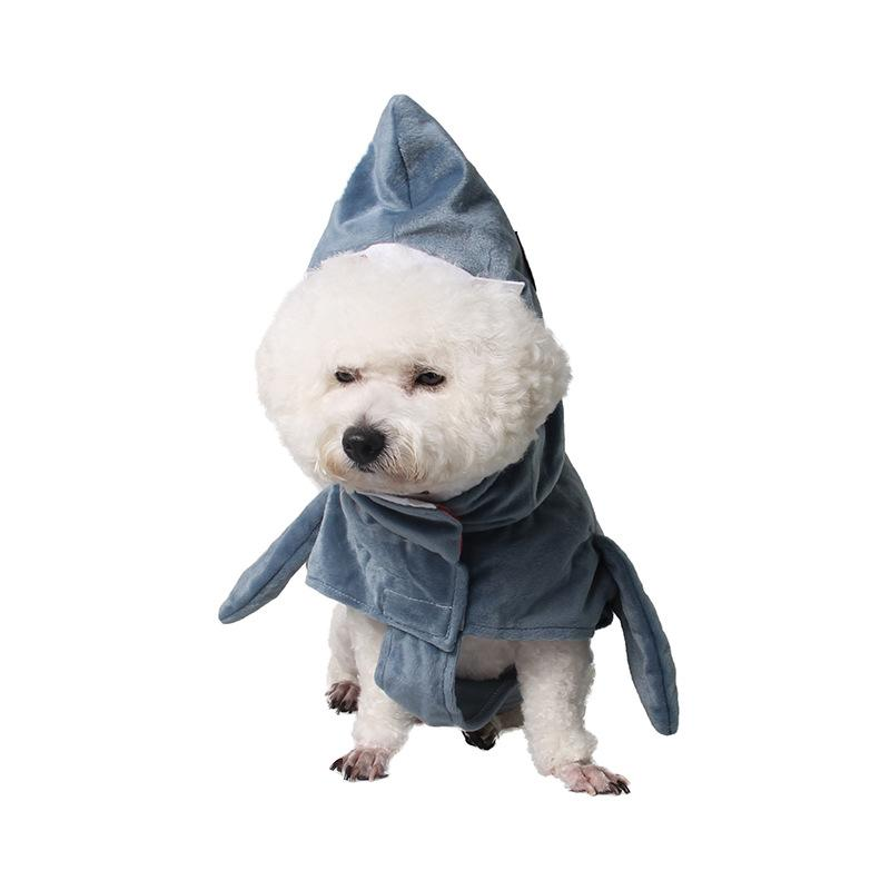 New Quality Blue Pet Cat Dog Costumes Party Clothes for Dogs Shark Halloween Pet Costume Warm Pet Costumes Dog Costumes Pet Party Clothe Online with ...  sc 1 st  DHgate.com & New Quality Blue Pet Cat Dog Costumes Party Clothes for Dogs Shark ...