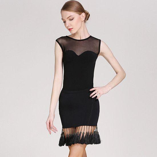 4a1b4c60d0fd New Adult Latin Dance Dress Salsa Tango Cha Cha Ballroom Competitio ...