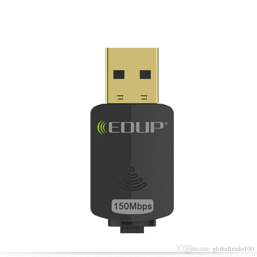 150mbps USB Wi-fi Ethernet Adapter 802.11n Wireless Wifi 6dbi Antenna Dongles Signal Stabilized USB Lan Card for PC EDUP EP-MS8551