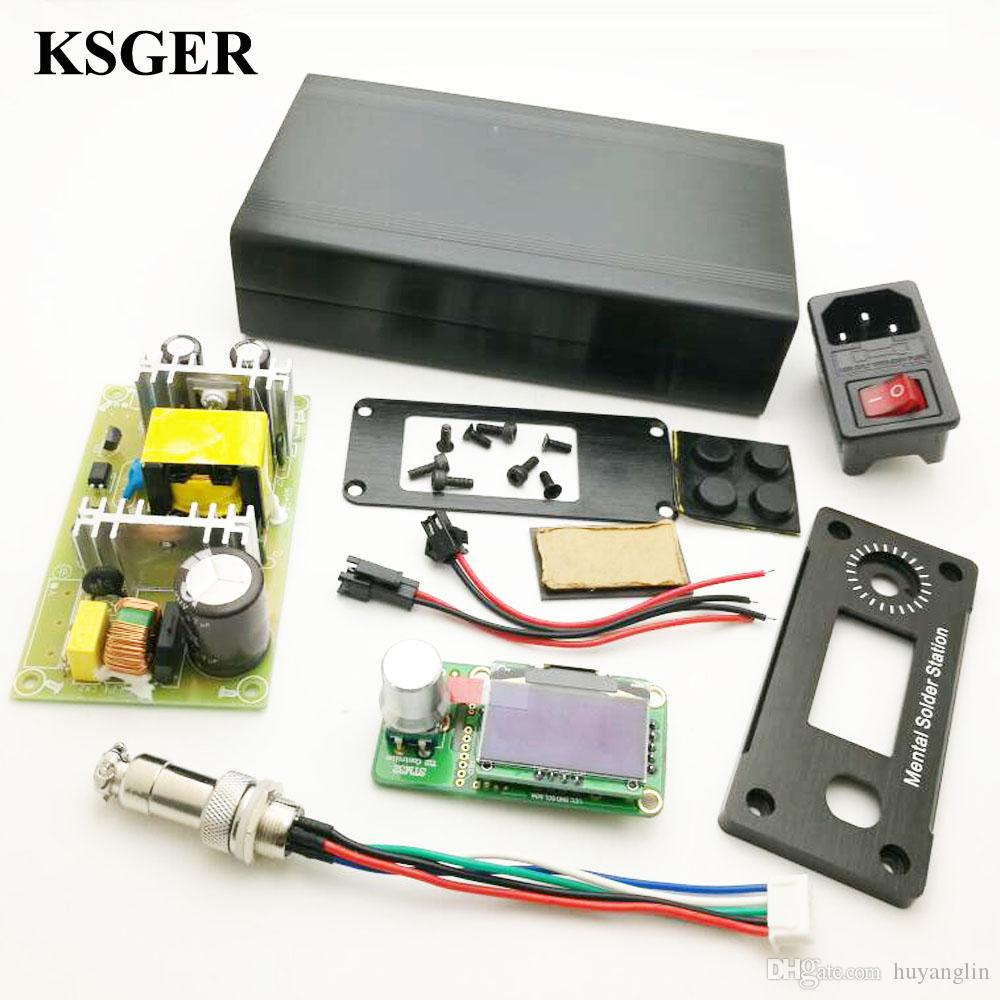 2018 Ksger Stm32 2.1s Oled Temperature Controller Power Supply ...