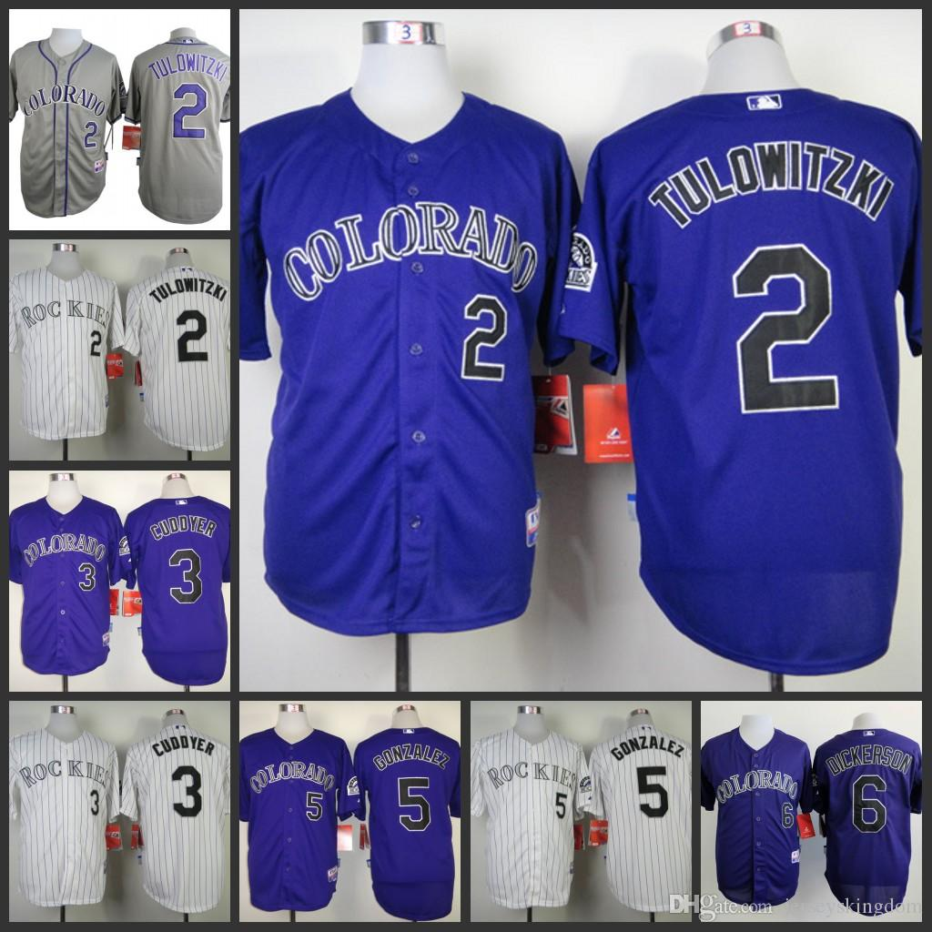 detailed look b4bd4 446c7 colorado rockies 3 michael cuddyer purple jersey