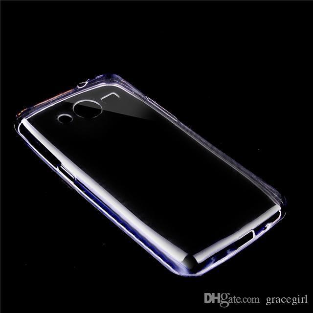 Iphone xr için xs max x 8 i8 7 artı 6 6 s 5 5 s se 4 4 s 4g 0.5 MM Ultra İnce Şeffaf Yumuşak TPU Kılıf Şeffaf Cilt Kristal Kapak Cep telefonu Geri
