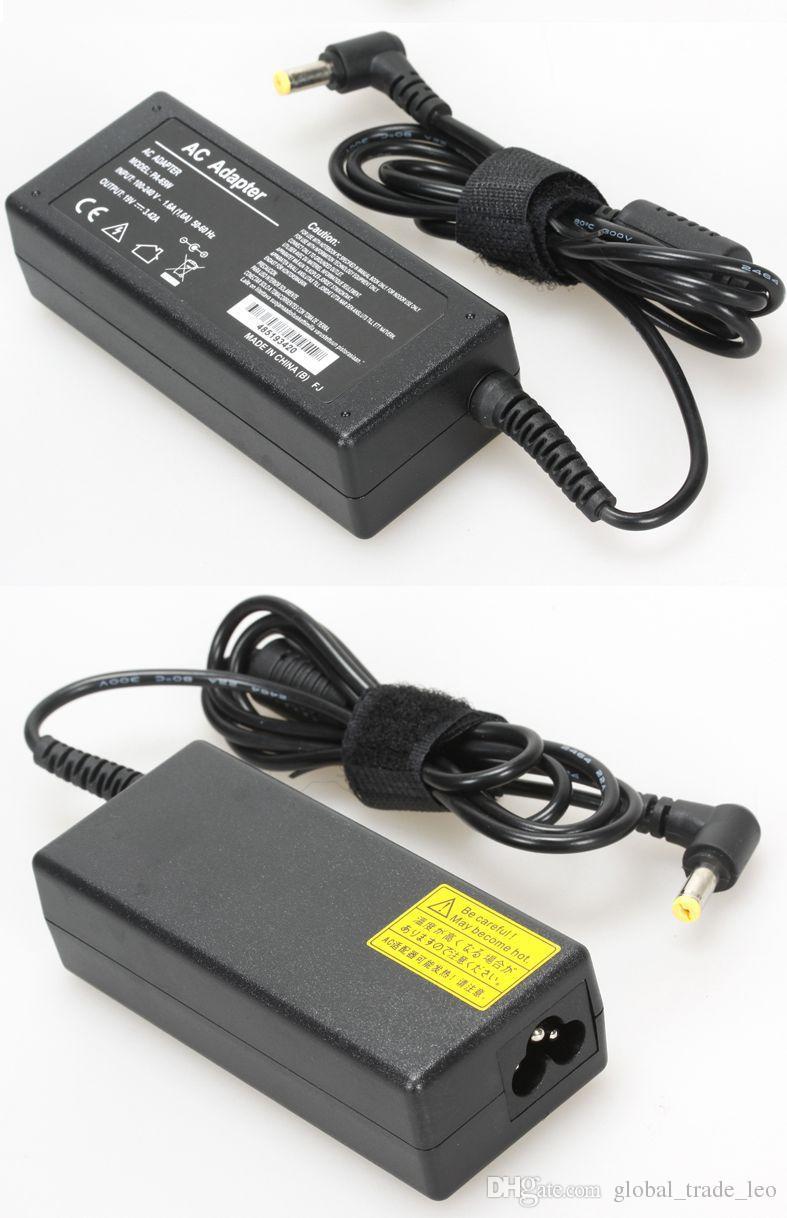 ACER 19V 3.42A 5.5 * 1.7 65W 새로운 공장 출하 고품질 노트북 충전기