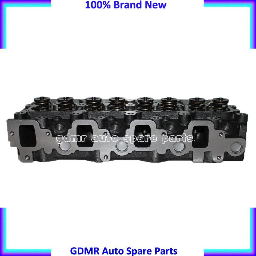 Diesel casting iron engine complete J2 cylinder head for kia Pregio Bongo Besta GS K2700 2665cc OK65A-10-100 OK65C-10-100