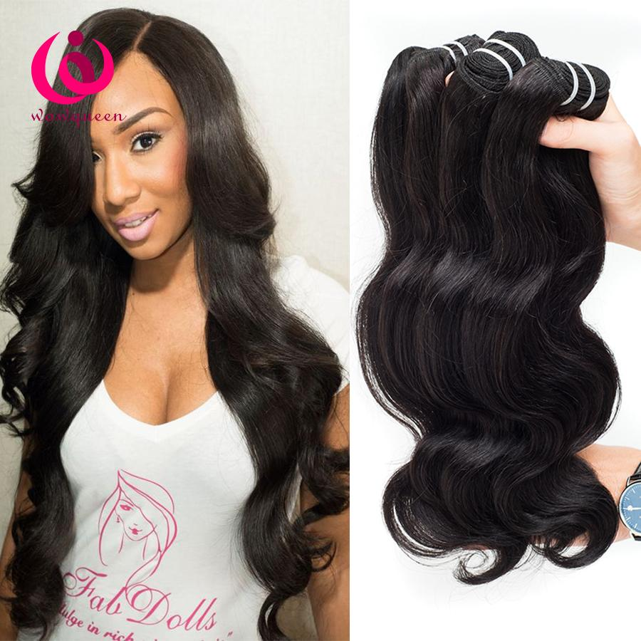 Cambodian human weave hair 4bundles wow queen hair factory cheap 45 pmusecretfo Image collections