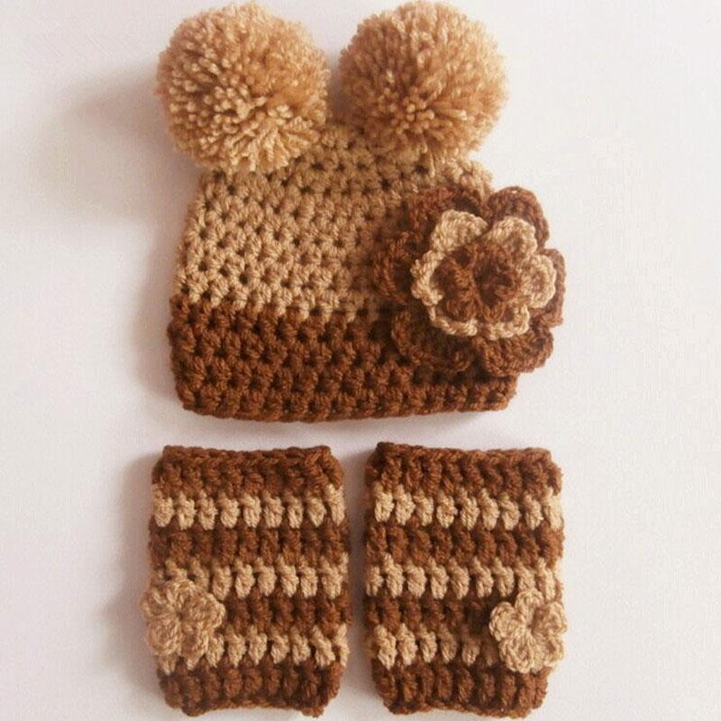 1202f63efc40 2019 Knit Newborn Baby Outfit