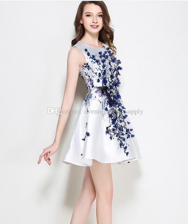 Vestido delgado Venta caliente de las mujeres vestido de algodón sexy sin mangas vestidos por encima de la rodilla buena oferta de venta