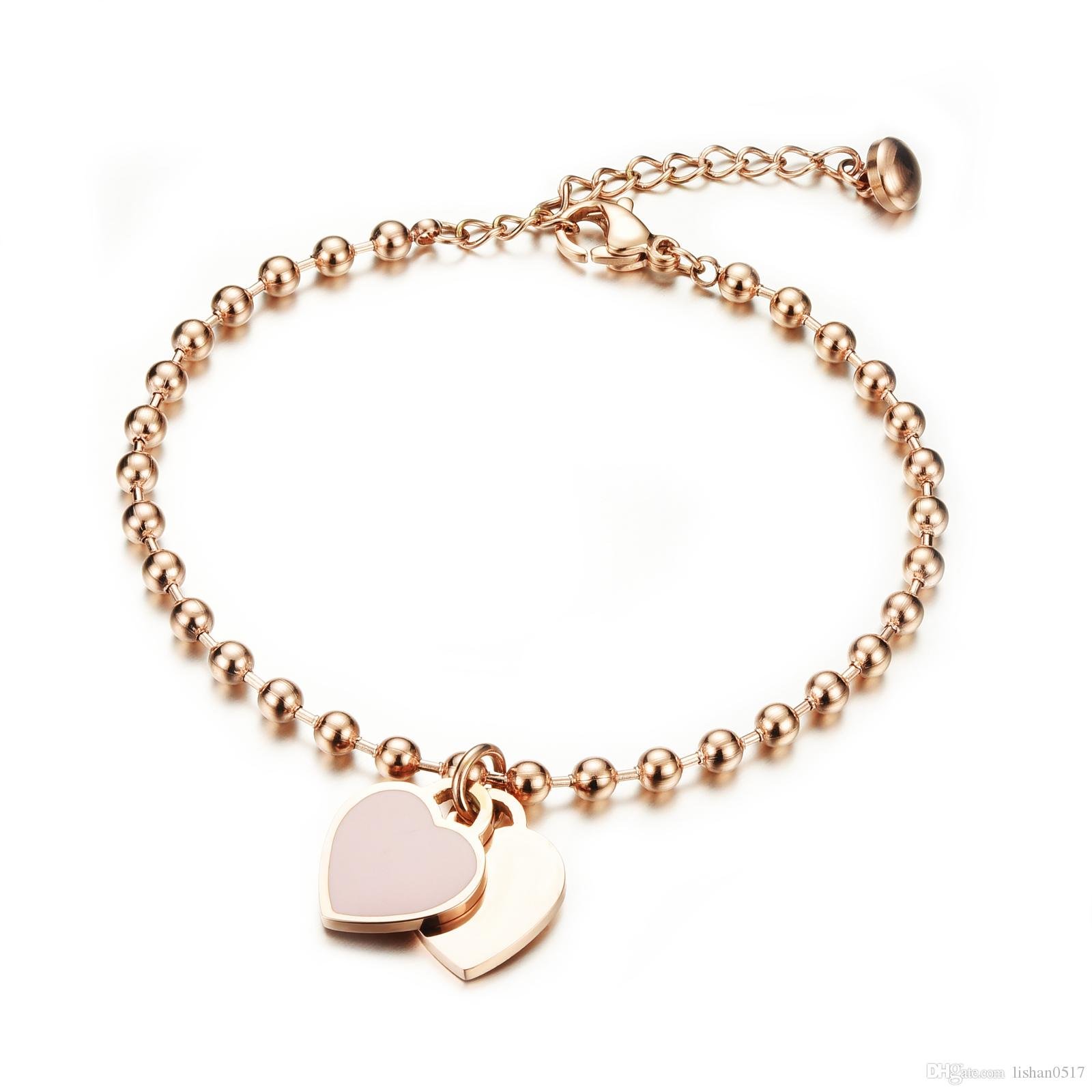 bracelet rose gold swarovski plated women white zoom ginger crystal