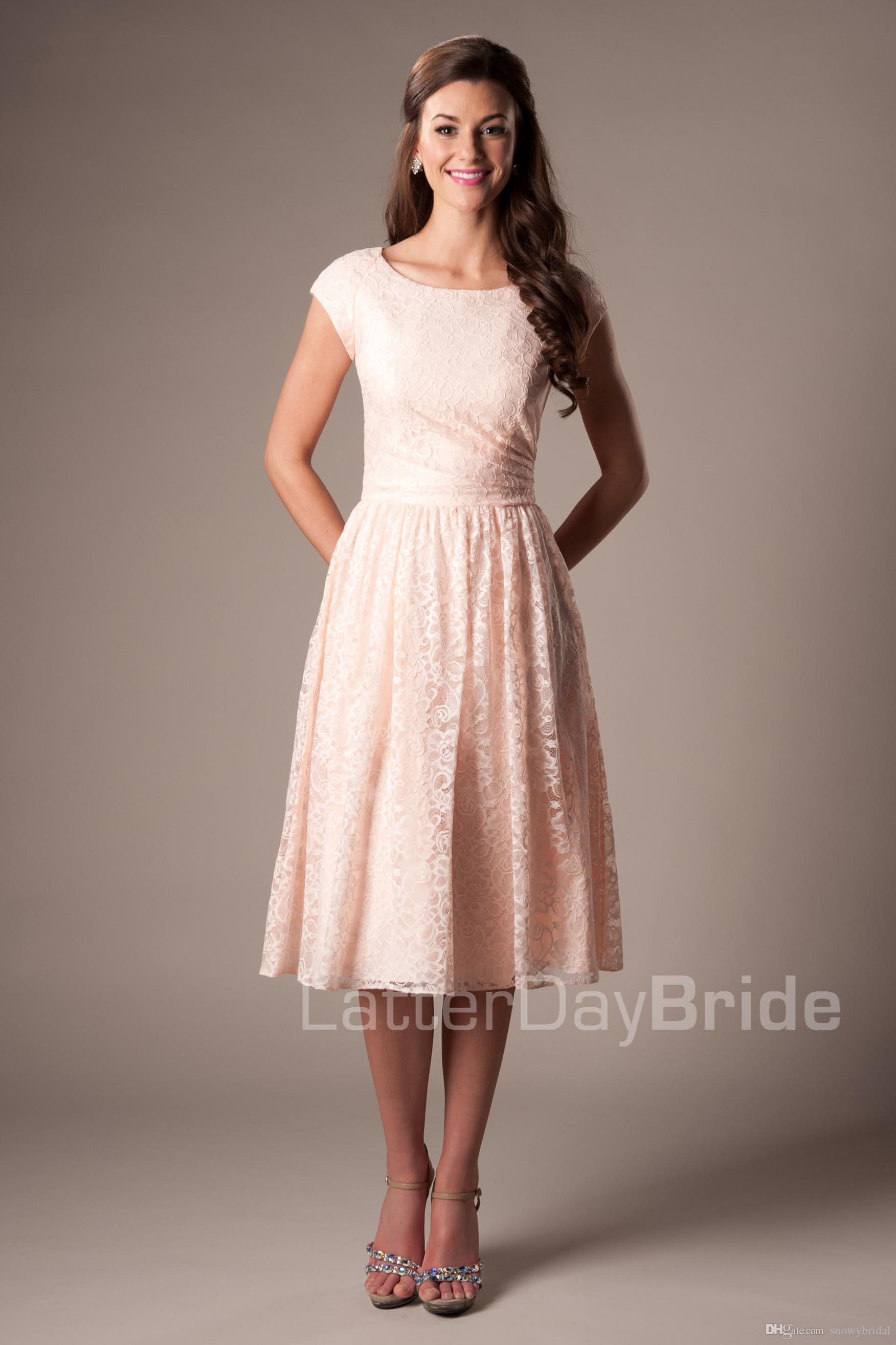 Cheap modest bridesmaid dresses with sleeves choice image coral full lace short modest bridesmaid dresses short sleeves a coral full lace short modest bridesmaid ombrellifo Image collections