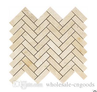 2017 горячие продажи Натуральный камень Мозаика Мраморная плитка фоне стены Диван ТВ фоне стены керамическая плитка