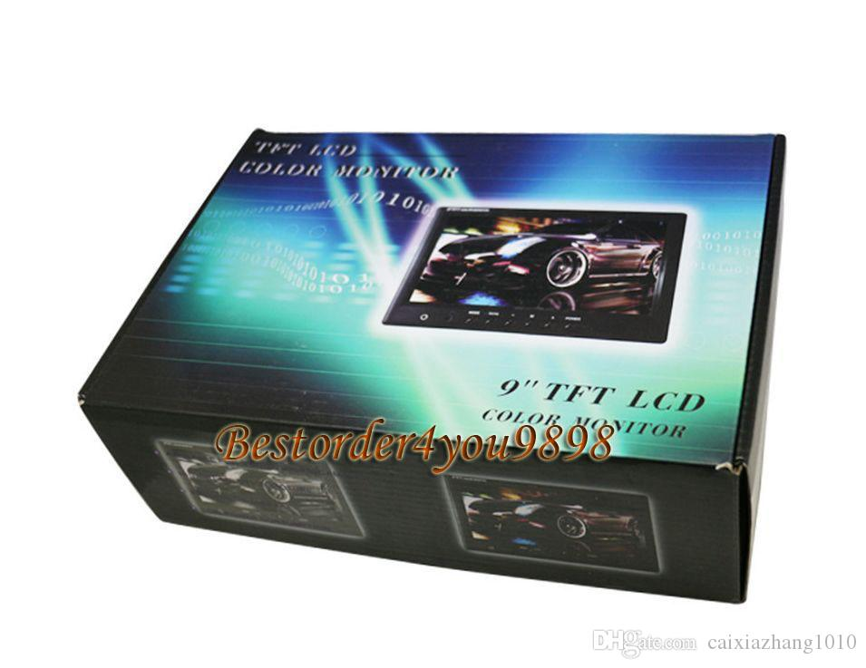 2x 18 LED IR Car Camera Revertendo Waterproof + 9