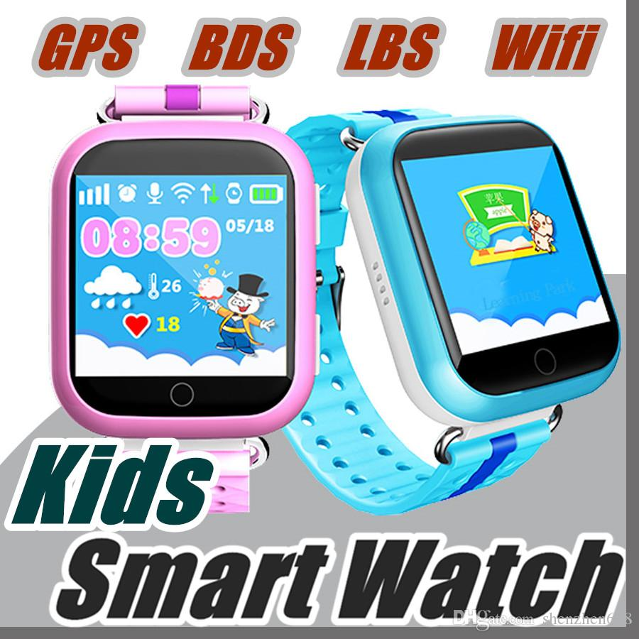 q750 bluetooth smartwatch with wifi gps agps lbs bds for iphone ios