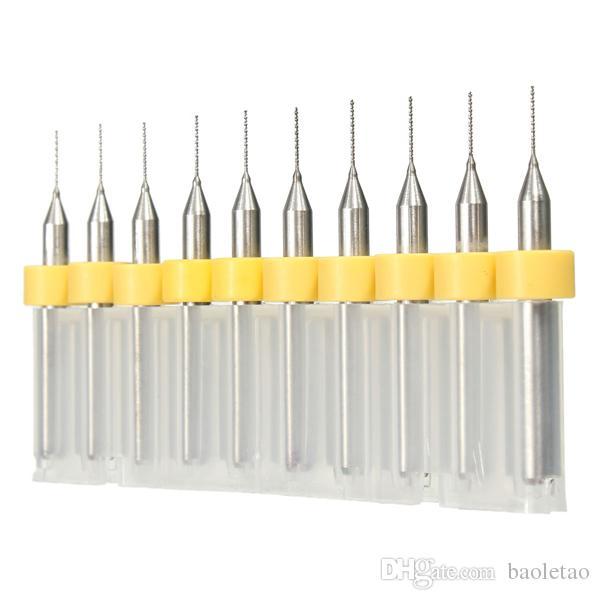 2019 0 4mm mini pcb drill bits for cnc print circuit board tungsten