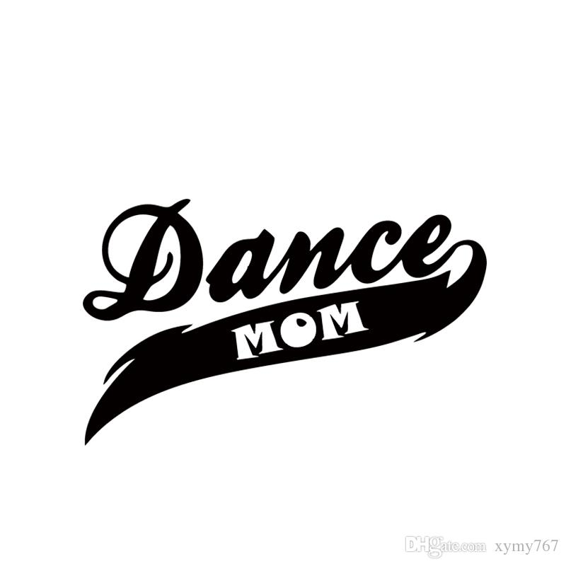 New Design Personality Car Stying Dance Mom Car Sticker For - Car decals design