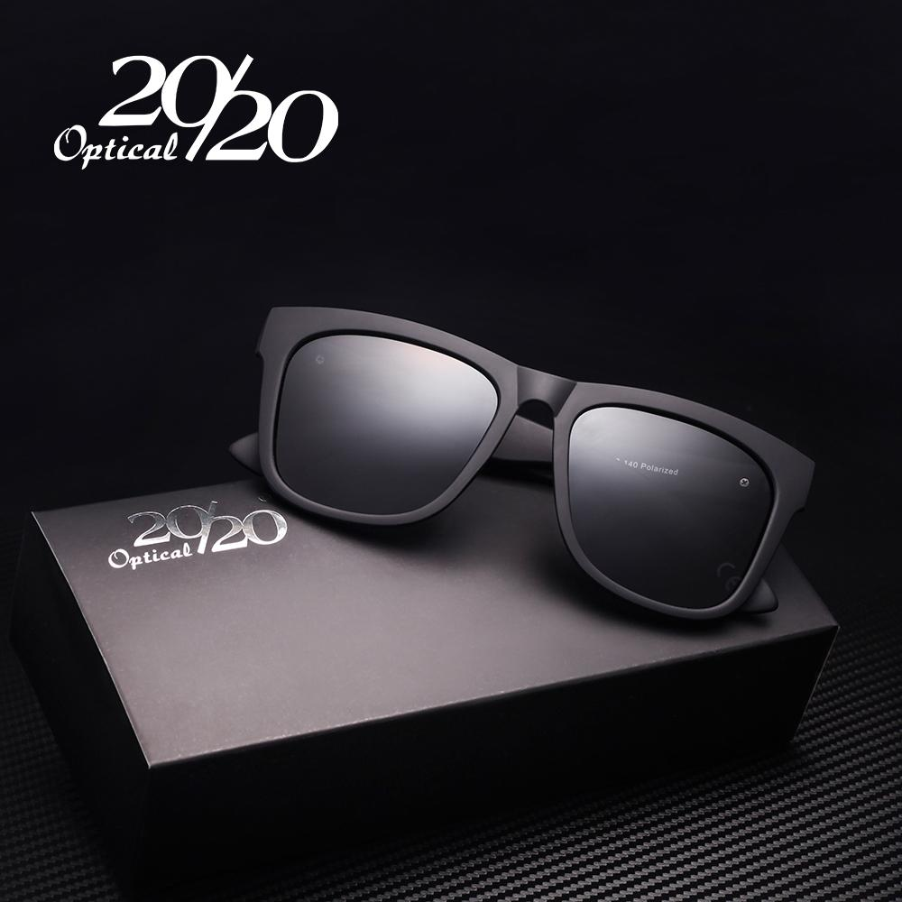 Compre Atacado 20 20 Clássico Condução Óculos De Sol Homens Designer De Marca  Óculos Polarizados Uv400 Masculino Óculos De Sol Oculos Feminino Gafas  Pl287 ... d6995c1eed