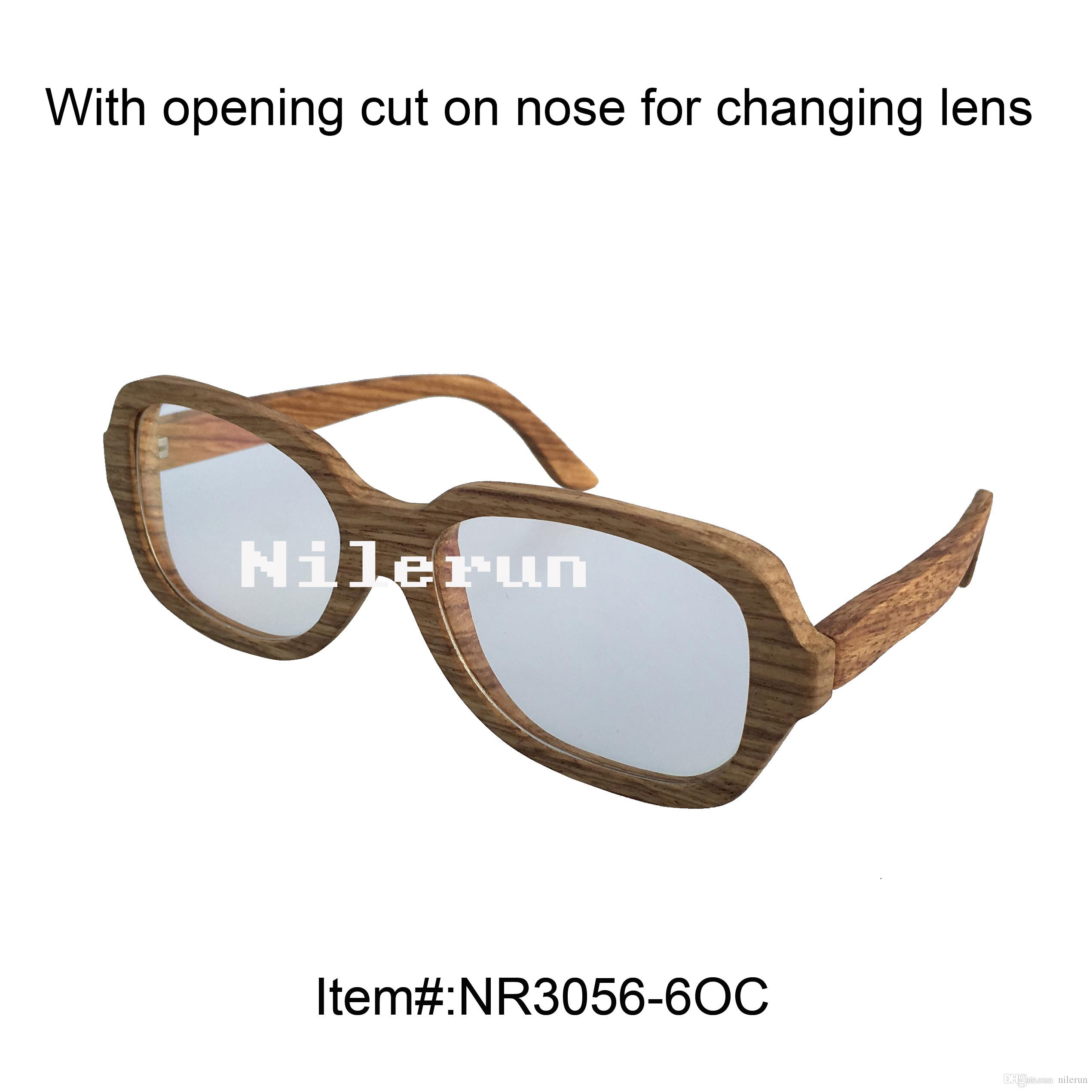 a8095917cf Fashionable Classic Wooden Optical Eyewear Wood Optical Eyewear Wood  Optical Eyeglasses Wood Optical Glasses Online with  46.86 Piece on  Nilerun s Store ...