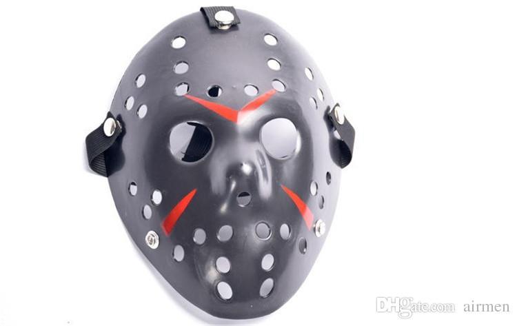 Archaistic Jason Maske Tam Yüz Antik Katil Maskesi Jason vs Cuma 13. Prop Korku Hokeyi Cadılar Bayramı Kostüm Cosplay Maske