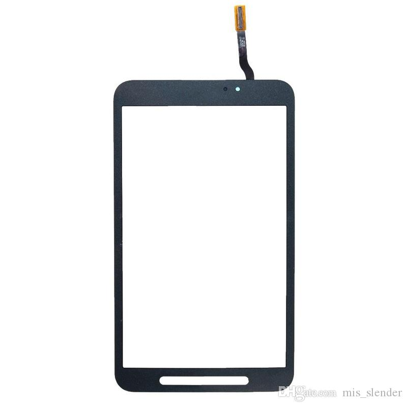 "Tested For Samsung Galaxy Tab Active T360 LTE T365 Front Glass Lens 8.0"" Touch Screen Digitizer LCD Outer Panel Free DHL"