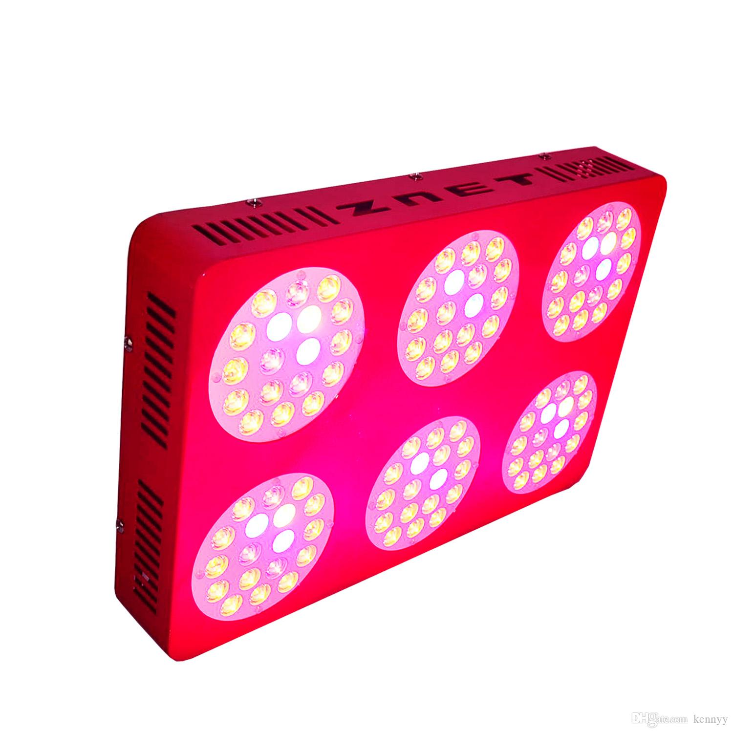 full spectrum grow light kits led grow lights indoor plants lamp for flowering and growing z108 3w 6 plant growing lights plant grow light from kennyy