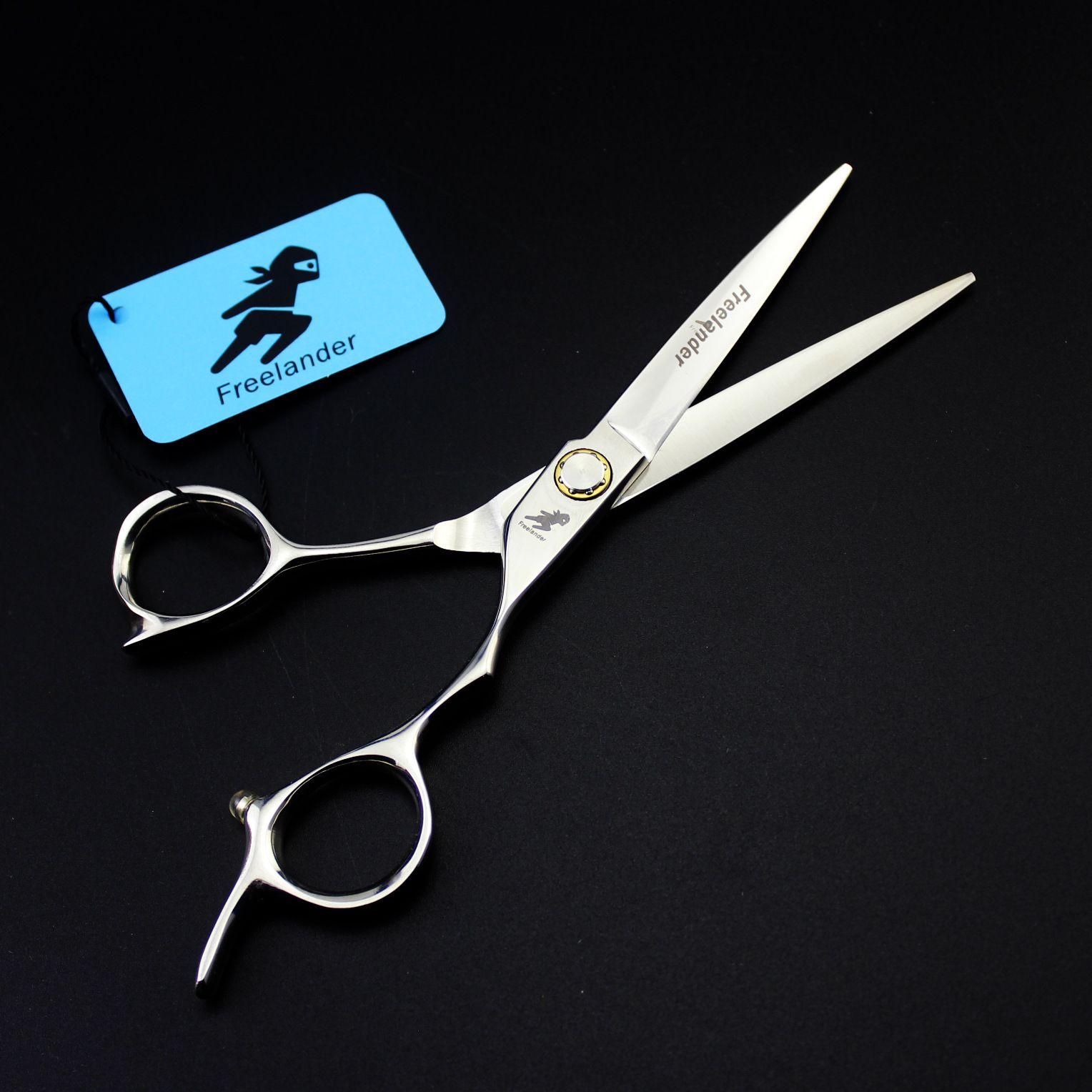 6 Inch Professional hairdresser's Cutting Scissors Japan 440C Steel Barber Shears Tool barber equipment