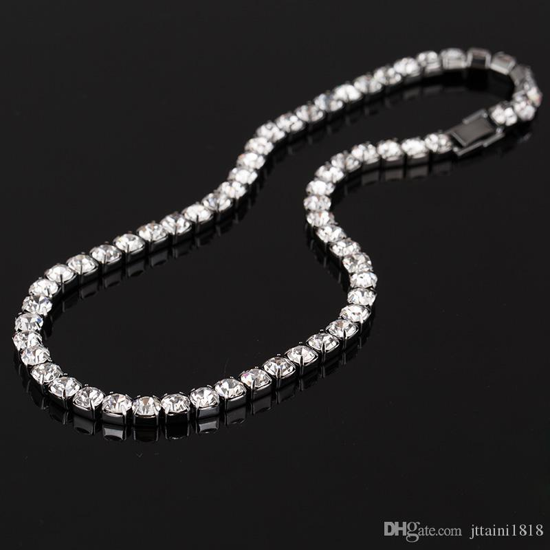 Hot Sale New Women Crystal Rhinestone Collar Necklace Necklaces for girl Wedding Birthday Jewelry #N062
