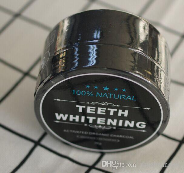 Tooth whitening coco nature bamboo activated charcoal smile powder decoontamination tooth yellow stain bamboo toothbrush toothpaste oral car