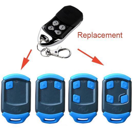 For Nova Remote Nova Centurion Garage Door Replacement Remote 433